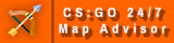 CS:GO Server Advisor 24/7 Maps